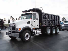 How Many Cubic Yards In A Dump Truck Bed